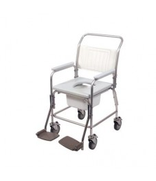 Days Aluminium Shower Commode Chair