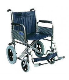 "Days 238-23 FB/WHD 20"" Transit Wheelchair with Folding Back"