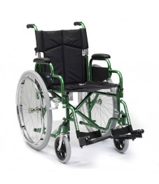 Enigma Superior Steel Self-Propelled Wheelchair