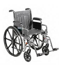 Drive Bariatric Sentra EC Self Propelled Wheelchair