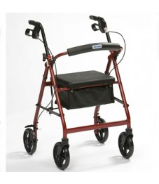 Drive Medical Lightweight Prescription Rollator
