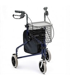 Drive Medical Lightweight Steel Tri Walker