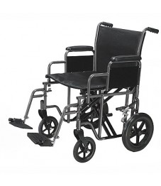 Wheeltech Enigma Steel HD Transit Wheelchair