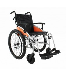 Van Os Excel G-Explorer Folding Wheelchair