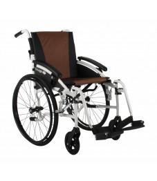 Excel G-Logic lightweight folding wheelchair