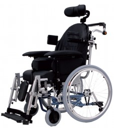 Excel G7 Multi-Positional Tilting Self Propelled Wheelchair