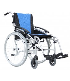 Excel G-Lite Pro Lightweight Self Propelled Wheelchair