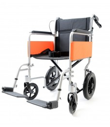 Excel Globetraveller Lightweight Folding Transit Wheelchair