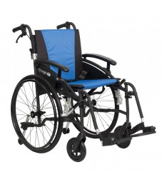 Excel G-Logic lightweight folding self propelled wheelchair