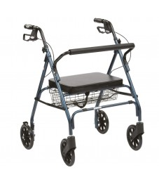 Drive Medical Go Lite Heavy Duty Rollator