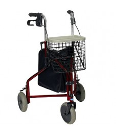 Invacare Delta Lightweight Tri Walker