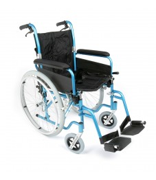 Esteem Self-Propelled Wheelchair with Attendant Brakes