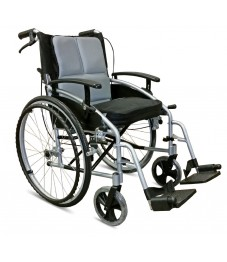 M Brand Dlite X Self Propelled wheelchair