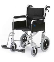Medicare Enigma Transit Wheelchair with Attendant Brakes