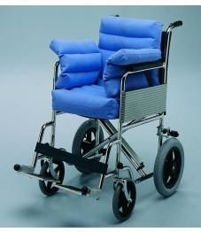 Polycore Wheelchair Seat Pad with Sides & Back