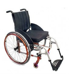 Quickie RXS Self Propelled Wheelchair