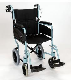 Dash Capri Folding Aluminium Transit Wheelchair