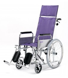 Roma 1710 Reclining Self Propel Wheelchair