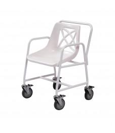 Roma Medical Wheeled Mobile Shower Chair