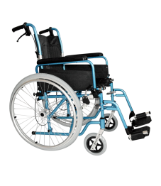 Lightweight Esteem Wheelchair with Attendant Brakes