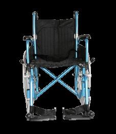 Lightweight Esteem Wheelchair with Attendant Brakes
