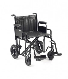 Drive Sentra HD Bariatric Transit Wheelchair