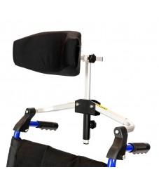 Superhead Crash Tested Wheelchair Headrest