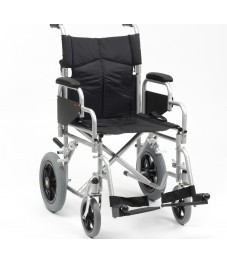 Enigma Superior Steel Transit Wheelchair