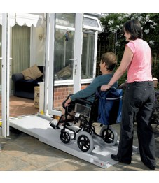Telescopic Wheelchair Ramps