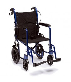 Drive Medical Aluminium Travel Plus Wheelchair