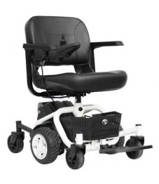Travelux Quest Midwheel Electric Wheelchair