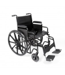 Ugo Atlas Heavy Duty Steel Self Propelled Wheelchair