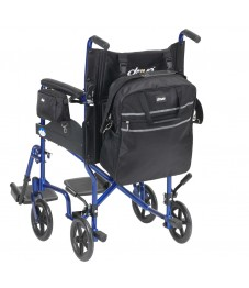 Wheelchair Bag Set - 2 Bags