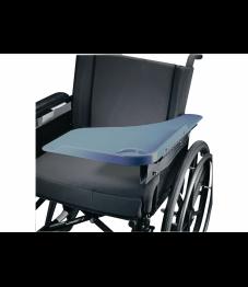 Flip Up Wheelchair Tray
