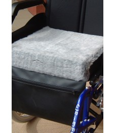 Wheelchair Seat Fleece Cushion