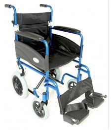 ZT 600-601 A Folding AluminiumTransit Wheelchair