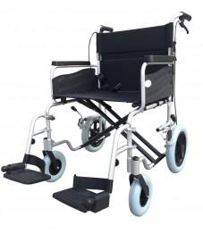 Z-Tec Alu Wide Transit Wheelchair