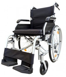 Z-Tec Hi Line Aluminium Self Propelled Wheelchair
