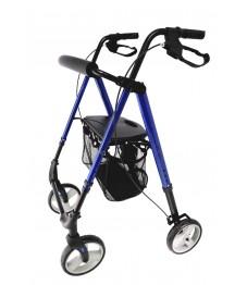 Z-Tec Neuvo Lightweight Folding Rollator