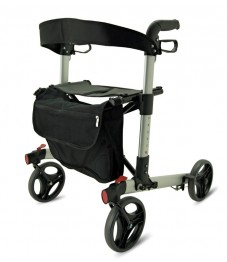 Z-Tec UK Walker Rollator With Bag