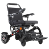 iGo Fold Electric Wheelchair Showing Front Foot Plate