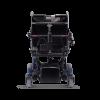 Karma Ergo Stand powerchair rear view