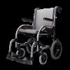 Star 2 Lightweight Transit Wheelchair side view