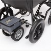 Easy to fit twin wheel wheelchair power pack
