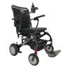 Pride Mobility iGo Lite Electrci wheelchair view from the side