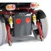 Quickie Tango Comfort powerchair suspension