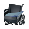 Flip up wheelchair tray