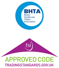 BHTA and Trading Standards Logo