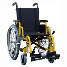 Pediatric wheelchairs for children
