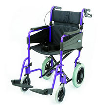 Cheap transit wheelchairs